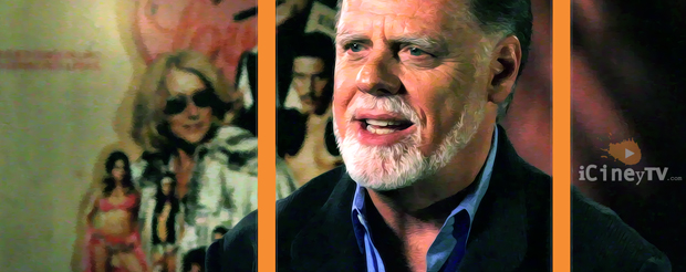 TAYLOR HACKFORD exclusive Interview by Edgardo Ochoa for UP&CLOSE in iCineytv.com