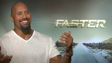 Faster The Rock Dwayne Johnson Exclusive Interview Cine