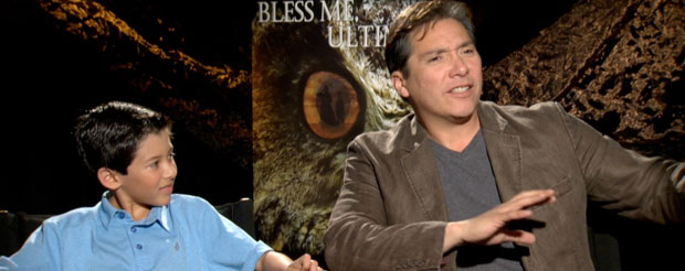 BLESS ME, ULTIMA Interviews with Benito Martinez & Luke Ganalon UP&CLOSE with Edgardo Ochoa