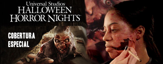 Hollywood Horror Studios Universales