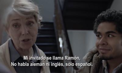 """""""Guten Tag Ramon"""", """"Buen Día Ramón"""""""